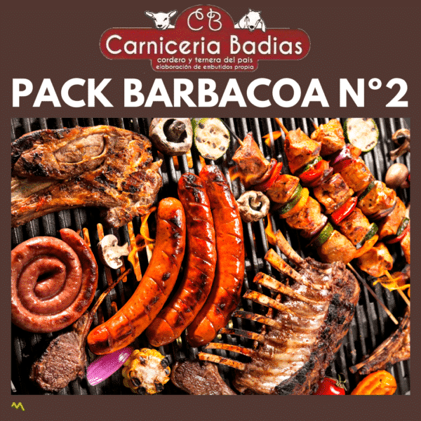 Pack Barbacoa BBK